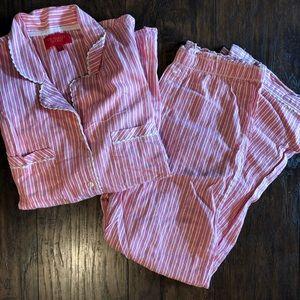 Victoria's Secret two piece pajama set
